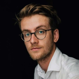Benedict Esche, Fritz Beck, offene Ateliers 2020, Villa Waldberta